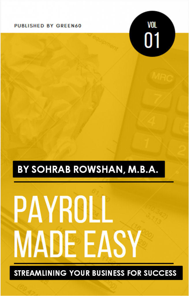 payroll made easy ebook by sohrab Rowshan 655x1024 - Payroll Made Easy Ebook