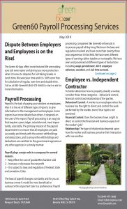 green60 may newsletter all Page 1 182x300 - Green60 Payroll Processing Services May, 2019 News Letter